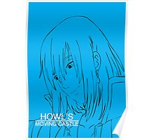 Howl's Moving Castle - Howl Poster