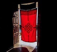 Ghandruk Monastery by csk01