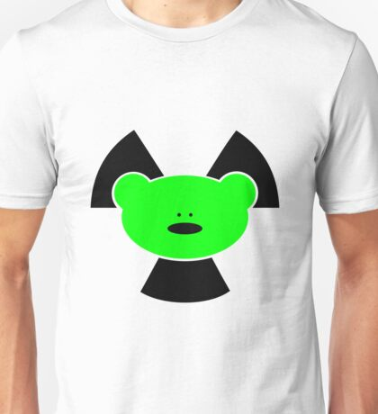 Radioactive Teddy-Bear Unisex T-Shirt