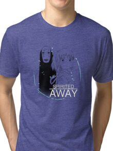 Spirited Away Tri-blend T-Shirt