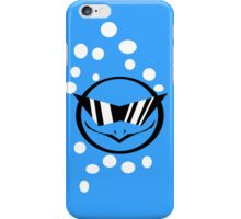 Squirtle with glasses - 4 iPhone Case/Skin