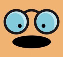 Teddy Bear with glasses Sticker