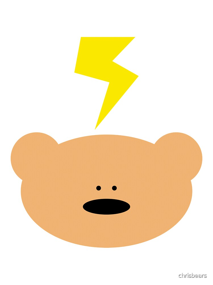 Teddy Bear flash by chrisbears