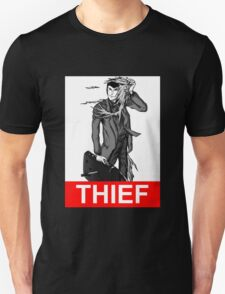 lupin the 3rd thief anime manga shirt T-Shirt