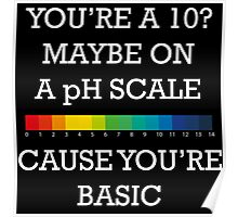You're Basic! Poster