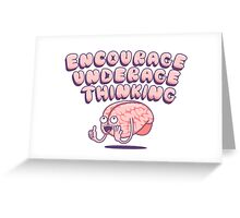 For The Kids Greeting Card