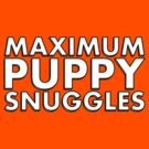 MAXIMUM PUPPY SNUGGLES by HauntedBox