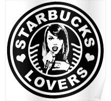 Starbucks Lovers Poster