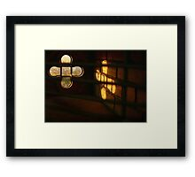 Here Comes The Sun! Framed Print