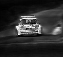 Austin Metro 6R4 Rally Car by AviationPrints