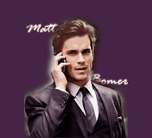 Matt Bomer Womens Fitted T-Shirt