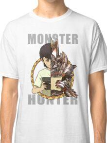 Hunter's Life (Zinogre Z) Classic T-Shirt