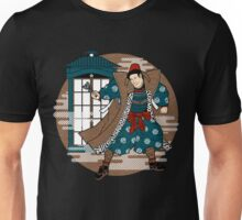 Sensei Who (Textured Version) Unisex T-Shirt