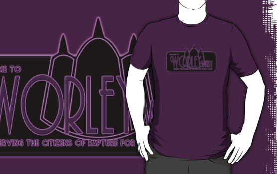Worley Winery by OCD Gamer Retro Gaming Art & Clothing