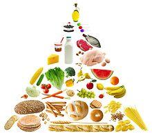 Food Pyramid by photolcu
