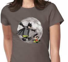 Let's be heroes Womens Fitted T-Shirt