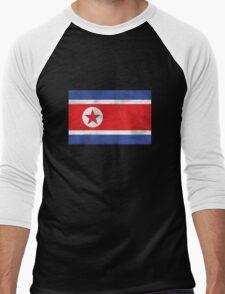 DPRK  Men's Baseball ¾ T-Shirt