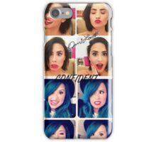 Confident Demi Lovato iPhone Case/Skin