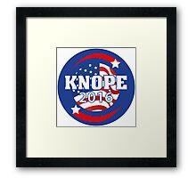 Leslie Knope 2016 Framed Print