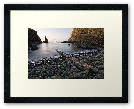 Portcoon, County Antrim, Northern Ireland by Zdrojewski
