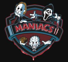 MANIACS II by Ratigan