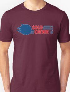 Han Solo - Chewbacca 2016 T-Shirt
