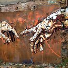 Hands, Brick Lane by Respire