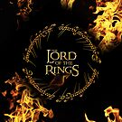 The Lord of the Rings Poster by anemophile