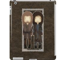 "Cute Fili and Kili / ""The Hobbit"" iPad Case/Skin"