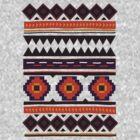 Etnic Pattern by marinagamu