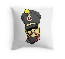napoleonic swag (without text) Throw Pillow