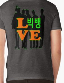 ㋡♥♫Love BigBang K-Pop Clothing & Stickers♪♥㋡ Mens V-Neck T-Shirt