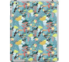 tropical birds iPad Case/Skin