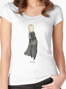 "Cute Legolas / ""the Lord of the Rings"" Women's Fitted Scoop T-Shirt"