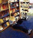 Boy with a Book by RC deWinter