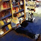 Boy with a Book by RC deWinter
