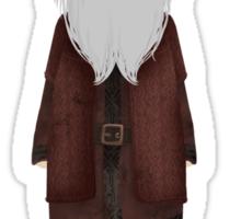 "Cute Balin son of Fundin / ""The Hobbit"" Sticker"