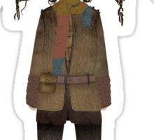 "Cute Bofur / ""The Hobbit"" Sticker"