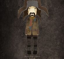 "Cute Bofur / ""The Hobbit"" by koroa"