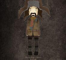 "Cute Bofur / ""The Hobbit"" by koroa"