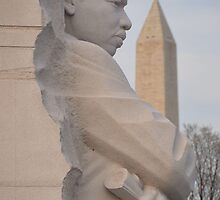 Monumental repose by Matsumoto