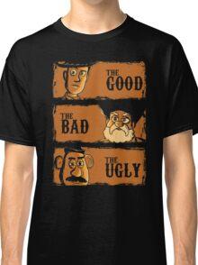 The Good The Bad the potato Classic T-Shirt