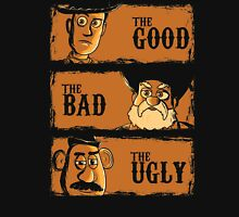 The Good The Bad the potato Unisex T-Shirt