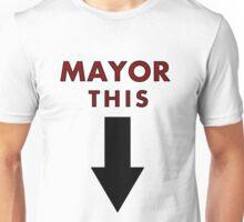 MAYOR THIS - Family Guy Tribute Unisex T-Shirt