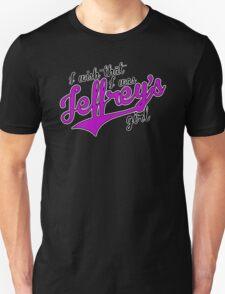 Jeffrey's Girl - Community Unisex T-Shirt