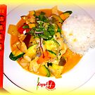 Mango Chicken by ©The Creative  Minds