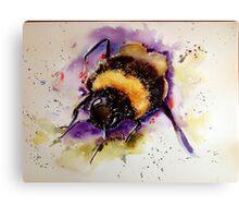 Mr Bumble Strikes Again! Canvas Print