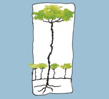 Trunky Trees Kids Clothes