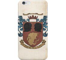MERLIN medieval crest iPhone Case/Skin