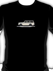 Volvo Amazon Green Eerkes Dad's and Boyfriend's Mom T-Shirt